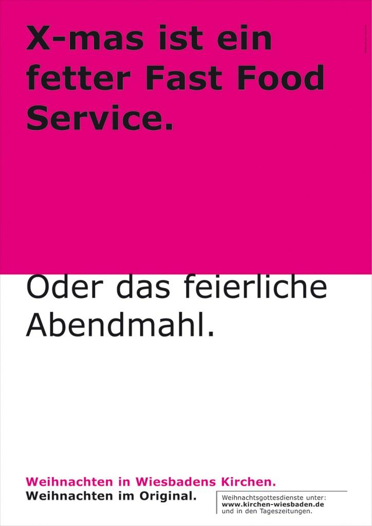 Evangelische Kirche Wi – FastFood