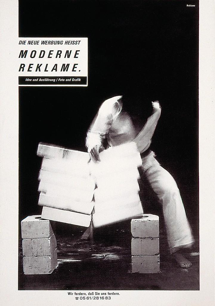 Moderne Reklame – Werbung 80