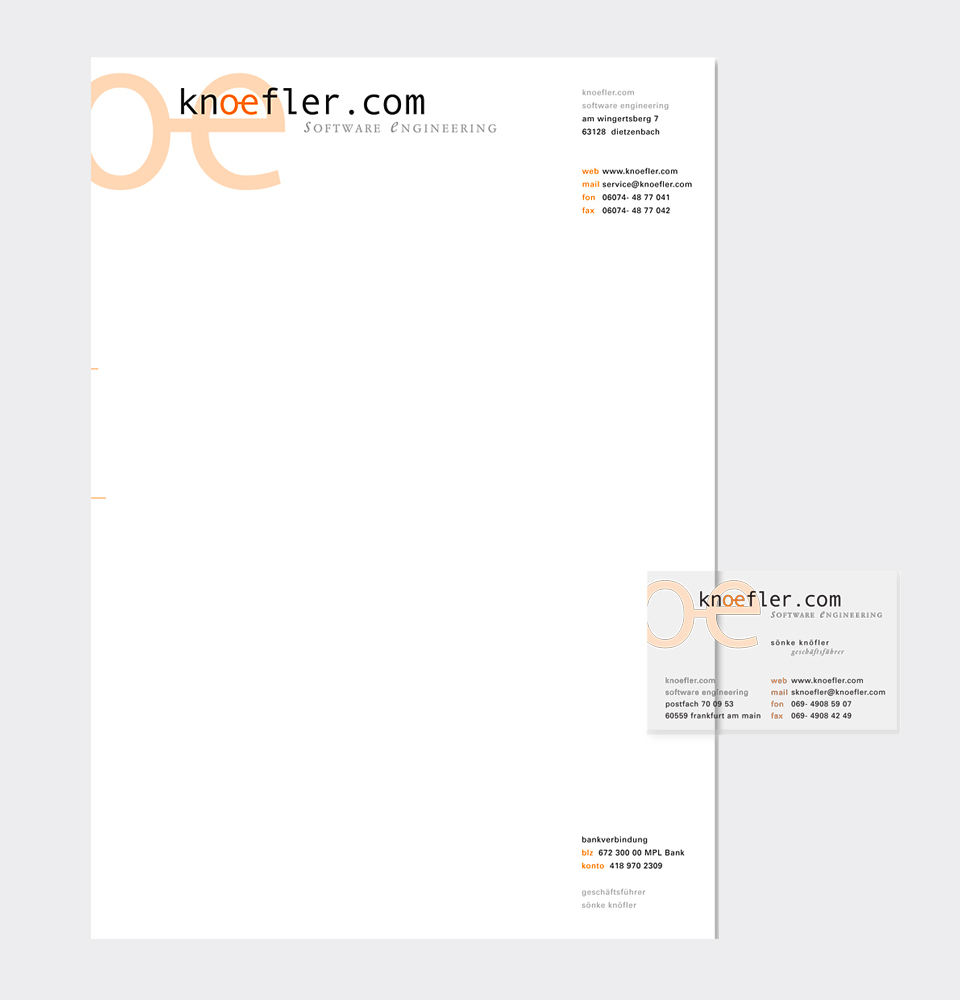 knoefler.com – Software Engineering